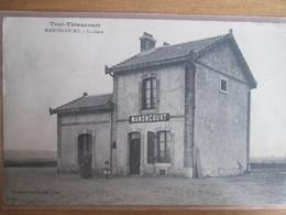 Manoncourt . La Gare  .200 Habitants - Sonstige Gemeinden