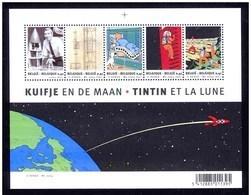 Blok 109** Kuifje En De Maan - Bloc 109** Tintin Sur La Lune - BF 109** MNH 3249/53** - Blocks & Sheetlets 1962-....
