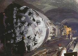 Switzerland - CERN - The Mole - GE Ginevra