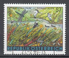 Oostenrijk  Europa Cept 1999 Gestempeld Fine Used - 1999