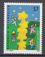 Oostenrijk  Europa Cept 2000  Postfris M.n.h. - 2000