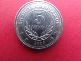 Nicaragua 5  Cordobas  2000  Km 90 - Nicaragua