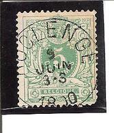 Belgique N° 45 ROCLENGE Y103 - 1893-1907 Armoiries