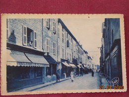CPSM - Montbrison - Rue Saint-Jean - Montbrison