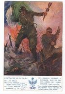 Cartolina-Postcard, Viaggiata (sent), 90° Reggimento Fanteria - Reggimenti