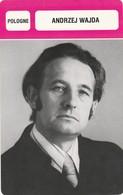 -  POLOGNE - ANDRZEJ WAJDA - Période 1950/1979 - 078 - Autres