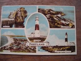 1955 Phare  Lighthouse Portland Bill, Angleterre - Phares