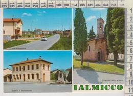 IALMICCO PALMANOVA UDINE VEDUTE PAESE  VG - Udine
