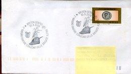 54114 Italia,special Postmark 2006 Brescia 1° Raduno Fanfare Brigate Alpini Brescia - Géologie
