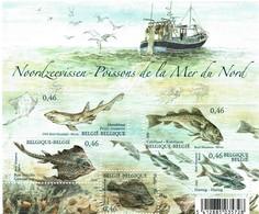 2006 - Poissons Mer Du Nord- BL130 - Velletjes