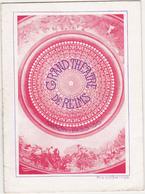 Ancien Programme SAISON 1935 - 1936 / GRAND THEATRE DE REIMS - Programmes