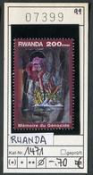 Ruanda - Rwanda - Michel 1471  - Oo Oblit. Used Gebruikt - - Rwanda