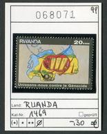 Ruanda - Rwanda - Michel 1469  - Oo Oblit. Used Gebruikt - - Rwanda