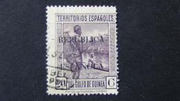 Spanish Guinea - 1931 - Mi:ES-GN 173, Sn:ES-GN 239, Yt:ES-GN 252**MH - Look Scan - Guinea Española