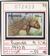 Ruanda - Rwanda - Michel 1463 A  - Oo Oblit. Used Gebruikt - - Rwanda