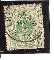 Belgique N° 45 MELREUX-HOTTON Y108 - 1893-1907 Armoiries