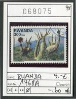 Ruanda - Rwanda - Michel 1468 A  - Oo Oblit. Used Gebruikt - - Rwanda