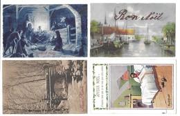 Illustration Lot De 20 CPA - Cartes Postales