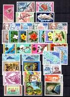 Wallis Et Futuna Belle Collection De Bonnes Valeurs De Poste Aérienne Neufs ** MNH 1962/1990. TB. A Saisir! - Neufs