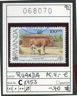 Ruanda - Rwanda - Michel C1453  - Oo Oblit. Used Gebruikt - - Rwanda