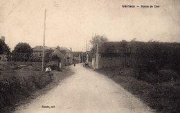 DPT 89 CARISEY Route De Dyé - Other Municipalities