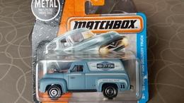 Matchbox MB17 '55 Ford F-100 Delivery Truck Short Card - Matchbox (Mattel)