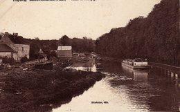 DPT 89 SAINT-VINNEMER Canal De Bourgogne - France