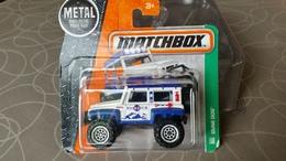 Matchbox MB112 Dune Dog White Rescue - Matchbox (Mattel)