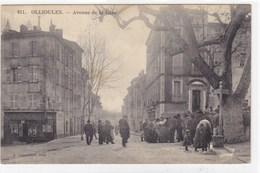 Var - Ollioules - Avenue De La Gare - Ollioules
