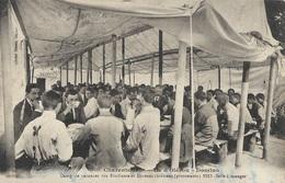 Île D'Oléron - Domino - Camp De Vacances Des étudiants Et Lycéens Chrétiens  1913 - Salle à Manger - Ile D'Oléron