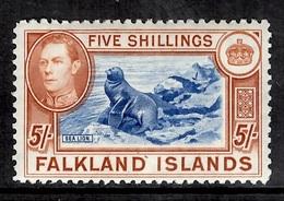 Falkland YT N° 87 Neuf *. B/TB. A Saisir! - Falkland