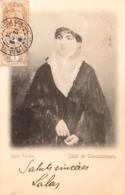 CPA TURQUIE - Dame Turque En 1904 - Turchia