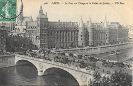 CPA 75 PARIS LE PONT AU CHANGE - France