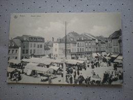 ARLON - GRAND'PLACE 1911 - MARCHE - Arlon