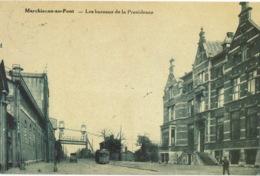 Marchienne-au-Pont  Les Bureau De La Providence     Tram Repro - Charleroi