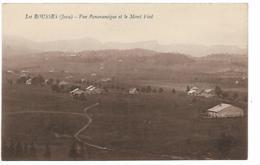 LES ROUSSES - Vue Panoramique Et Le Mont Fied - Sonstige Gemeinden