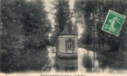 B66544 Cpa Domaine De St Germain Sur Avre - Le Pavillon - Otros Municipios