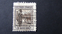 Spanish Guinea - 1934 - Mi:ES-GN 198 Sn:ES-GN 264 Yt:ES-GN 277 O - Look Scan - Guinea Española