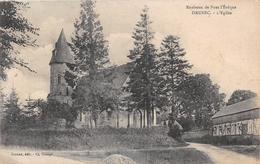 Environs De Pont L'Evêque - DRUBEC - L'Eglise - France