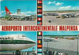 MILANO - MALPENSA  - AEROPORTO INTERCONTINENTALE.....S55 - Milano