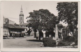 81 CAHUZAC-sur-VERE  La Place - Altri Comuni