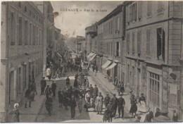 81 CARMAUX  Rue De La Gare - Carmaux