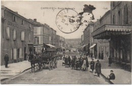 81  CARMAUX  Route Nationale - Carmaux