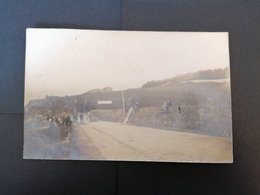 Carte Photo. Automobile. Ligne Arrivée. Espagne. A Situer. - Motorsport