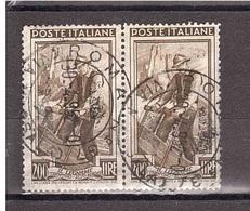ITALIA LAVORO £200 - 1946-.. République