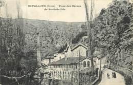 Dep - 26 - SAINT VALLIER Vues Des Usines De Rochetaillée - Andere Gemeenten