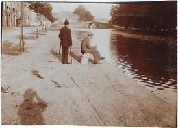 Photo  1930  Environs 11  Castelnaudary Le Canal Du Midi - Photos