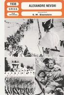 - 1938 - U.R.S.S. - FILM HISTORIQUE - ALEXANDRE NEVSKI  - 088 - Autres