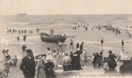 LE PORTEL. - Le Bain à La Corde, à L'Heure De La Haute Mer - Le Portel