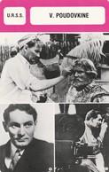 - U.R.S.S. -  V. POUDOVKINE - Période 1921/1953 - 089 - Autres